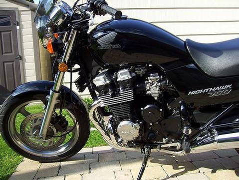 Repuestos Para Motos Honda Nighthawk 750 año 96