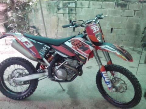 Ktm 250 Año 2010