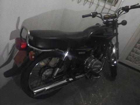 Moto Yamaha 4 Tiempos Oferta