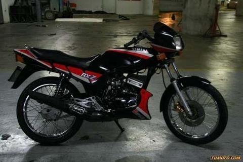 RXZ 135 Yamaha Modelazo Venta o Cambio