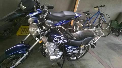 Moto Modelo Md Condor