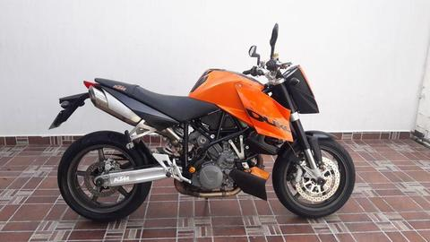 KTM Super Duke 990cc