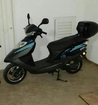 Se Vende Moto Md Automatica