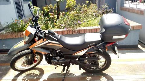 Moto TX 200 2014