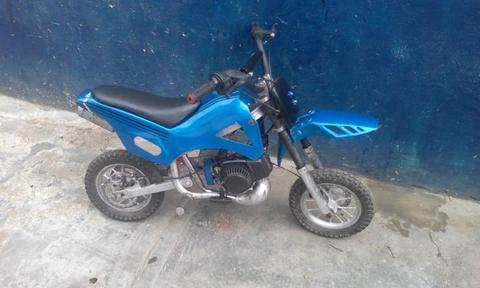 moto pequeña
