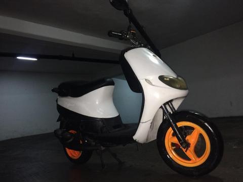 Cambio Moto Piaggio Zip Fast Rider