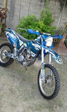 Yamaha Wr 250 2002 Wrf Enduro