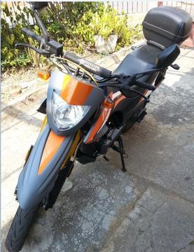 moto TX nueva