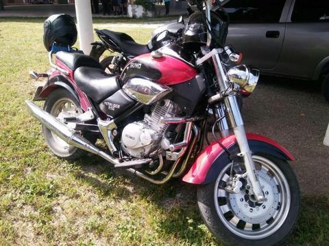 Vendo O Cambio Moto 250 Suzuki Intruder