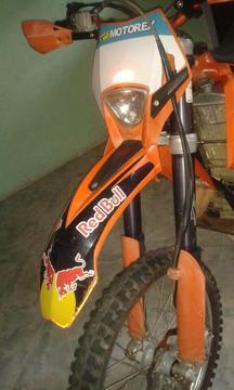 moto KTM 2006