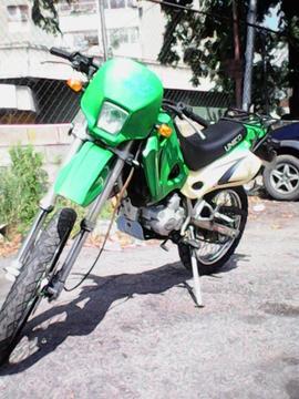 moto único raptor 250