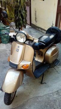Moto Vespa-bajaj 99