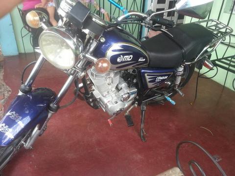 Vendo Moto Bella