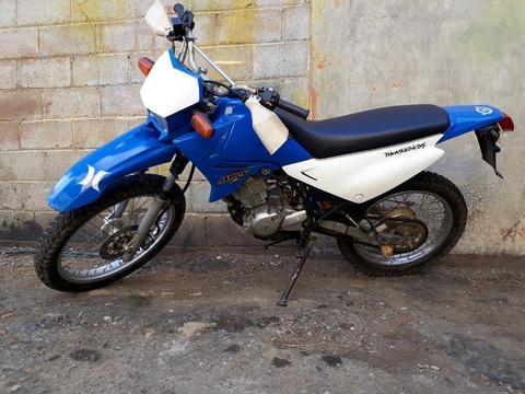 Yamaha 125 4 Tiempos