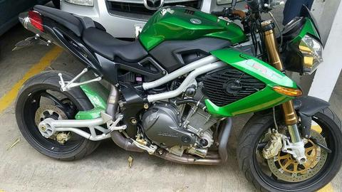 Benelli Cafe Racing