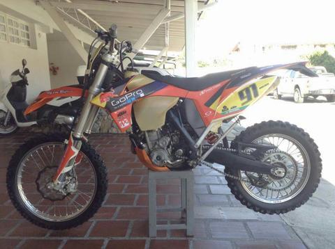 Ktm 250cc Como Nueva