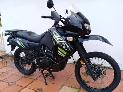 KLR 650cc