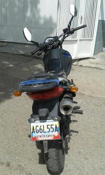 Vendo Moto Tx 200 por Motivo de Viaje