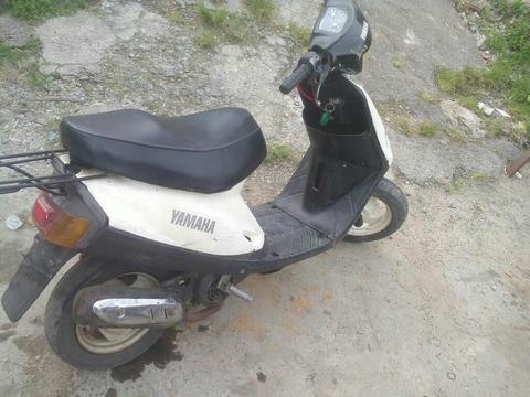 Moto Yamaha Jog Al Momento