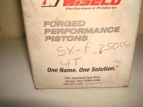 piston winseco para ktm sxf 250cc