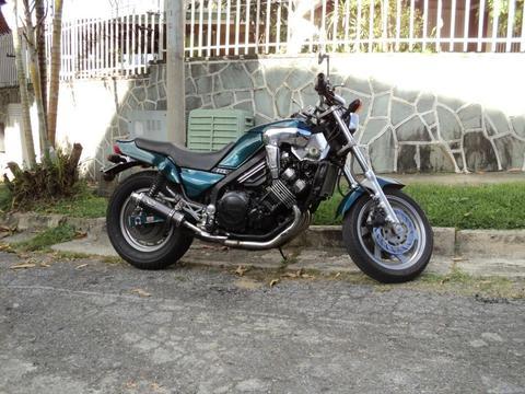 Vendo Bella Yamaha Fazer 750