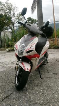 Moto Automatica 2012 Bera Runner Merida