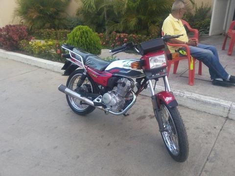 Vendo Moto Horse Empire 150cc