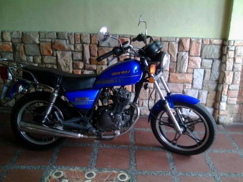 Vendo Moto Owen