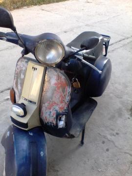 venta de moto vespa lml