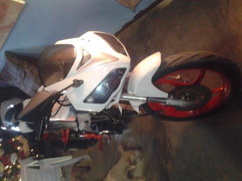 Moto Bera AÑO 2013