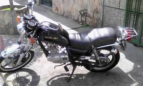 Gn 125 cc año 2012