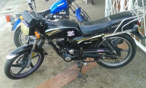 moto skygo corcel modelo horse