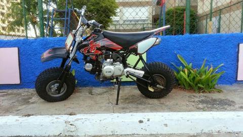 Moto Rosetty Italiana 125cc