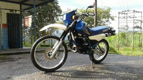 Moto Yamaha Dt Solo para El Q Sabe