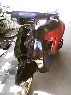 Se vende moto jog yamaha mint