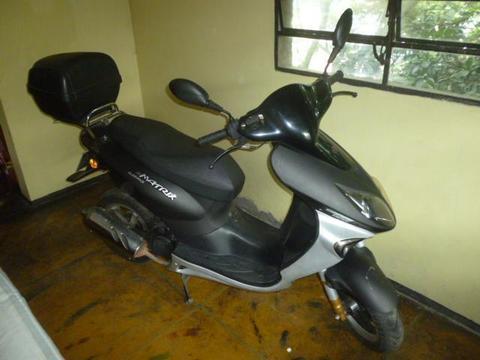 Moto Keeway Matrix 2012