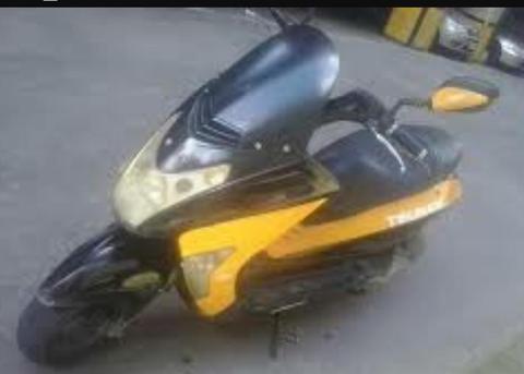 Moto unico Tsunamy 150
