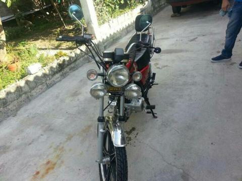 Moto Bera Modelo Br2004