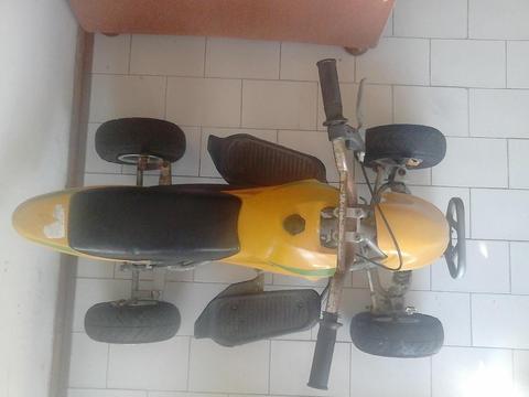 Cuatrimoto Usada Motor 50cc