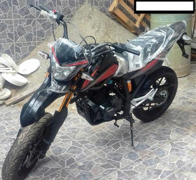 MOTO ENDURO LONCIN ROVER 250cc