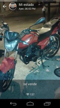 Vendo Moto Arsen 2 250