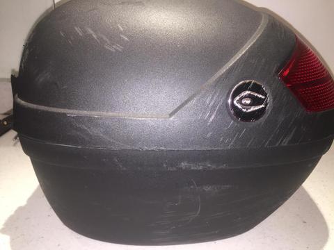 Maleta De Moto Coocase 30 Litros
