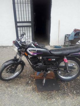 Yamaha 115 especial año 99 a buen precio