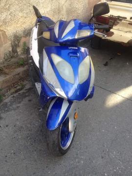 Moto unico matrix 150