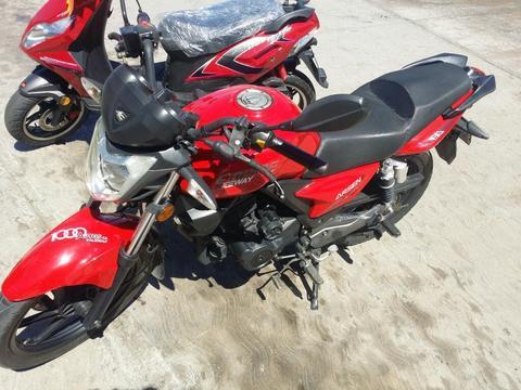 Moto Empire Keeway Arsen Ii 2013