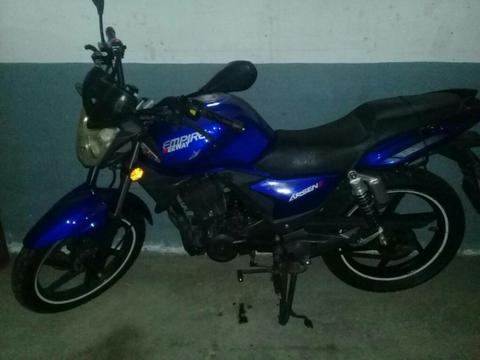 Moto Empire Arsen Ii