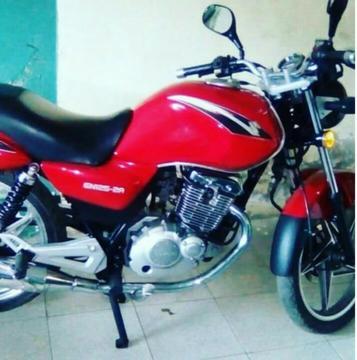 Cuadro Y Cartel Moto Suzuki