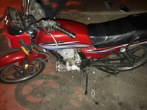 resuesto de moto horse