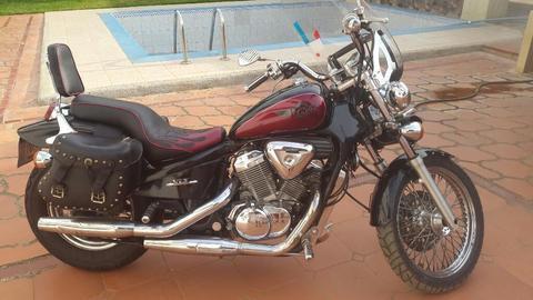 Vendo Moto Honda Steed 400 Cc