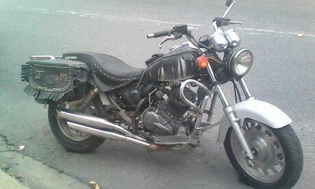 vendo moto super liengt año 2008
